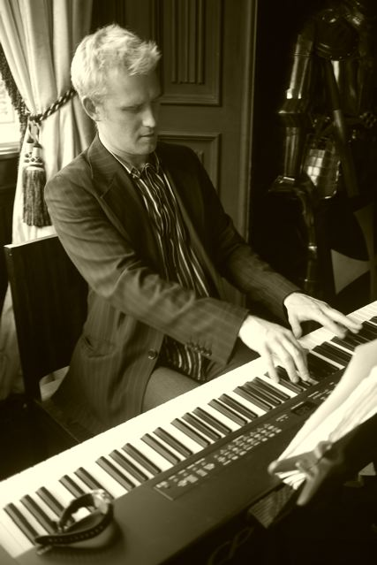 Mark Day, pianist